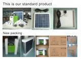 система панели солнечных батарей 100W для домашней крыши