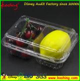 투명한 플라스틱 애완 동물 과일 또는 케이크 및 야채 슈퍼마켓 포장 물집 및 상자 (KH-007YL)