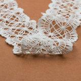 顧客用刺繍された綿のレース