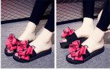 Тапочки Zapatos Mujer Sapatos Femininos повелительниц сандалий женщин плоские