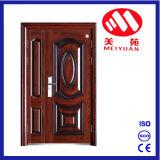 工場価格の安全鉄の本管の外部ドアの息子母ドア