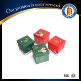 Caixa de empacotamento da caixa de presente do presente do Feliz Natal