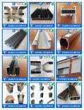 Profil d'aluminium de vente directe d'usine/en aluminium d'extrusion avec de diverses couleurs