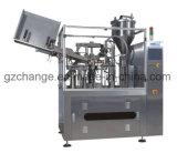 Польностью автоматические завалка пробки и машина запечатывания