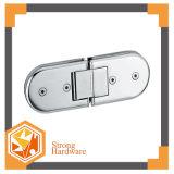 Semi-Circinal 180degree SU 상업 급료 유리제 문 이음쇠