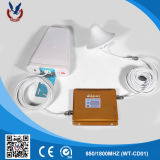 Amplificateur à deux bandes de signal de téléphone mobile de 850/1800MHz 4G Lte