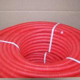 Tubo Pex-Al-Pex com tubo Corrugation Azul/Vermelho
