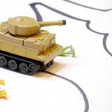 إلكترونيّة سحريّة حثيّة [تنك تروك] سيارة لعب مع قلم رسم خطر لأنّ أطفال هبات