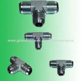 Ajustage de précision de pipe fileté par Bsp d'acier inoxydable