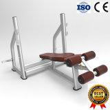 強さ機械体操のベンチ/オリンピック低下のベンチの適性装置
