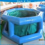 precio de fábrica de la familia piscina inflable para la venta