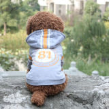 Sporty Dog Hoodie Pet Spring & Fall Clothes