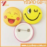 Cadeau de souvenir bouton mignon de Tinplate (YB-HD-154)