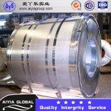 Alumzinc a enduit la tôle d'acier matérielle de Galvalume de bobines en acier