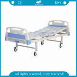 Krankenhauspatient-manuelles reizbares Bett der Funktions-AG-Bys204 eins