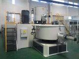 De verticale/Horizontale het Verwarmen van de Hoge snelheid KoelEenheid van de Mixer van de Samenstelling van pvc/Systeem/Groep