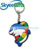 Porte-clés en PVC personnalisé de haute qualité pour la promotion de porte-clés