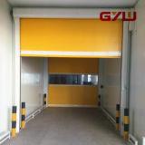 Porte molle de PVC pour la porte d'entreposage au froid/roulement