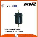 OEM de filtre à essence de pièce d'auto 23300-66030 pour Toyota