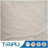 Prix de gros St-Tp26 tricot de polyester Tissu Stretch jacquard matelas