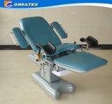 Cadeira elétrica cirúrgica do Gynecology da examinação do hospital