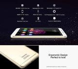 Oukitel U15s 5.5 cinza esperto do telefone do telefone móvel da impressão digital do telefone de pilha da ROM do Android 6.0 4GB RAM+32GB de Smartphone do núcleo da tela Mt6750t Octa da polegada