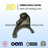 Peça de alumínio do forjamento do OEM para as peças compatas do trator