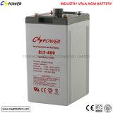 Batterie solaire 2V 500ah de cycle profond exempt d'entretien de Cspower