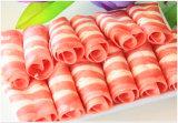 Affettatrici industriali della carne/affettatrice semiautomatica della carne 8