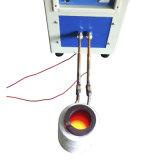 Four à fusion par induction en fusion de cuivre avec creuset en graphite