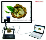 Schwarzer Tischplattenvorstellungstyp für Digital-Schule