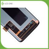 Écran tactile LCD de rechange pour la couleur de Samsung S8 avec le bâti