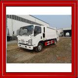 700p Qinglingのコンパクターのごみ収集車のIsuzuの圧縮機械のごみ収集車