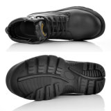 Горячие упорные ботинки работы с стальной крышкой пальца ноги
