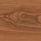 La colle en bois de Vierge piaulent vers le bas l'étage de vinyle de PVC de coût