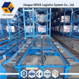 Système de défilement ligne par ligne d'entrepôt automatique avec la qualité