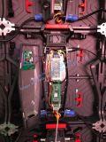 P3.9 실내 500X500mm 호리호리하고 가벼운 장 임대 발광 다이오드 표시 스크린