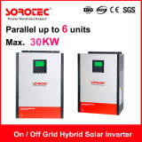4000W Hybri 4kVA inversor con energía solar 80A MPPT Controlador de carga solar