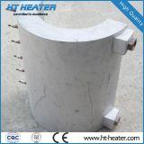 Литой детали системы охлаждения воздуха в алюминиевую ленту нагреватели