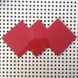 Panel compuesto GLOBOND FR ignífugo de aluminio (PF-471 Red)
