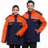 Специальная зима изготовления на заказ сгущая отделяемую удобную термально оптовую продажу Workwear