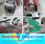 Servizio di controllo della Cina Wuxi/controllo di terzi di Sunchine 13 anni di esperienza di controllo di qualità