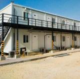 Het vlakke Huis van de Container van het Comité van de Sandwich van het Pak voor Bureau