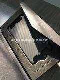 iPhone 8の電話箱のためのカーボンファイバーの携帯電話のシェル