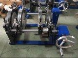 Máquina manual de la soldadura por fusión del tope del tubo del HDPE Sud250m-4
