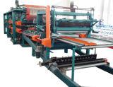 機械を形作るサンドイッチパネルラインおよびロール