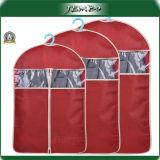 熱い販売法のちり止めの安く多彩な非編まれた衣装袋