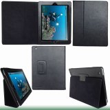 Teléfono caso Maletín de cuero para Tablet para iPad2/3 (LC0002)