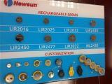 Lir Coin / Botón de las células (pilas recargables)