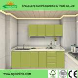 食器棚のドア(ZH-P022)のための21mm PVCドア